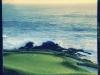 Pebble Beach Golf Links yardage guide cover