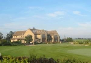 Cumberwell Park GC clubhouse