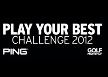 Golf Monthly/PING Play Your Best Challenge logo