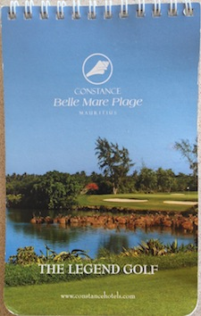The Legend Golf Course / Belle Mare Plage