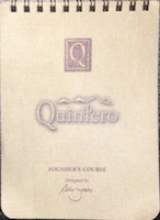 Quintero Golf Club Course Planner cover